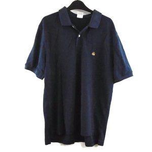 Brooks Brothers 346 Polo Shirt Mens L Original Fit